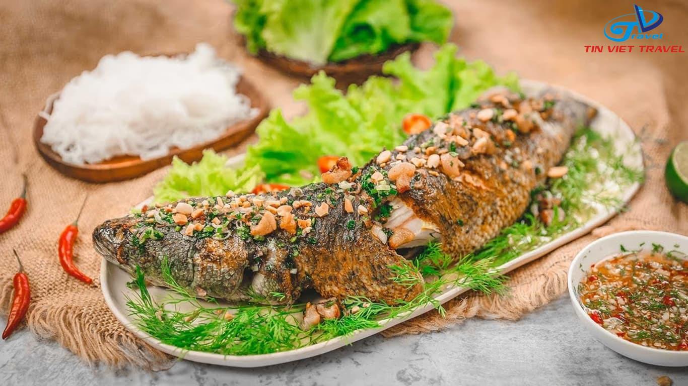 cá lóc nướng tân lập