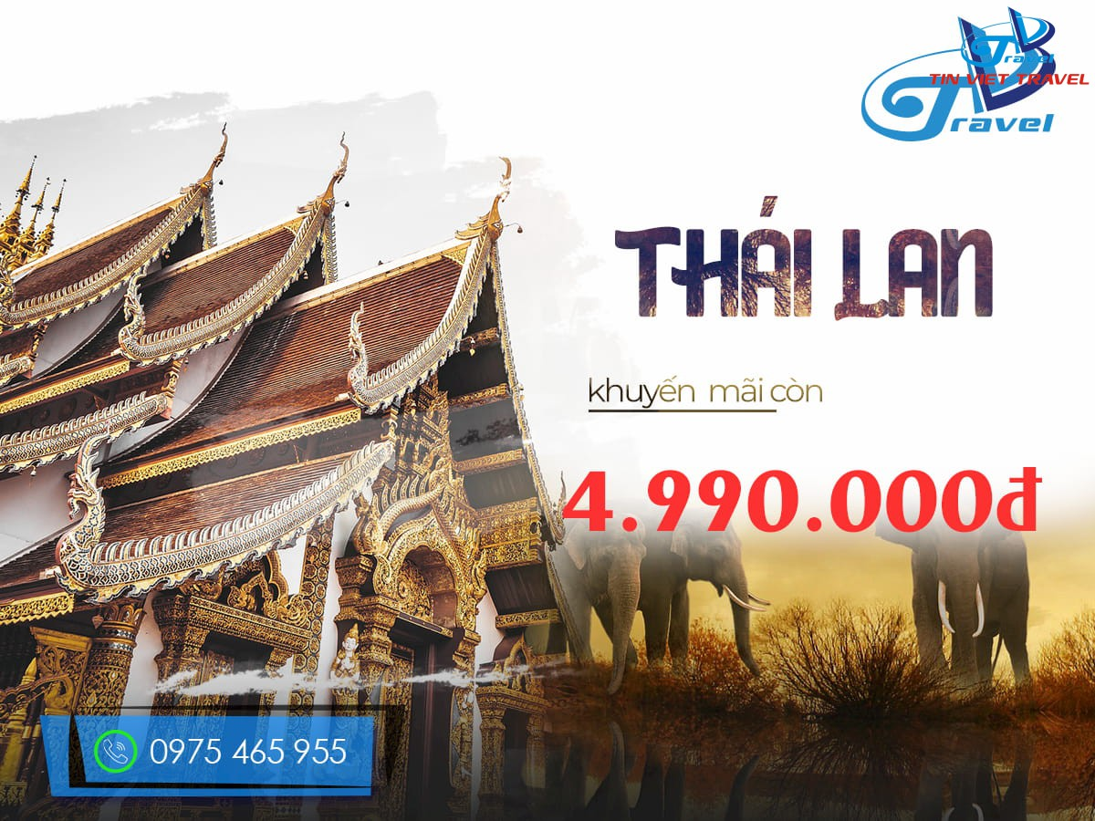 thai land tour